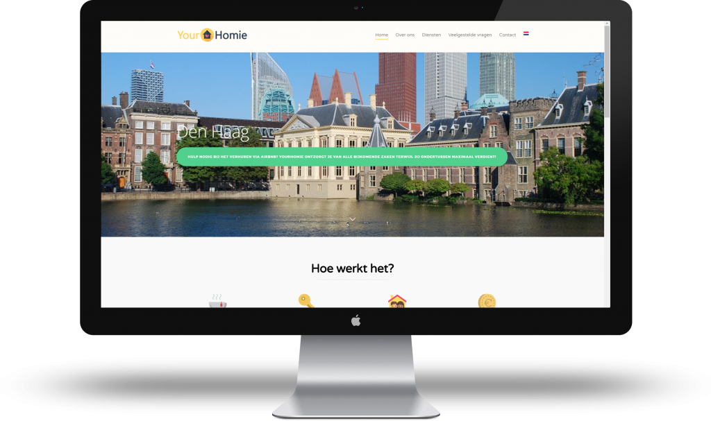 Example Webdesign Young Metrics